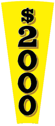 $2000