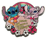 JDS - STITCH'S Ohana Village (Stitch and Angel)