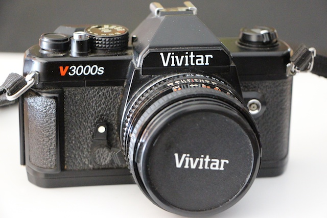 Vivitar v3000s