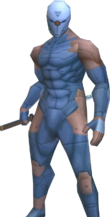 GrayFoxMGS1render