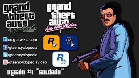 "1º GTA Vice City Stories - Introducción Misión 1 - ""Soldado"""