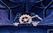 Technodrome's Engine