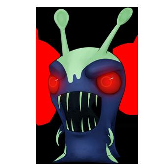 Slugterra Ghoul Slugs