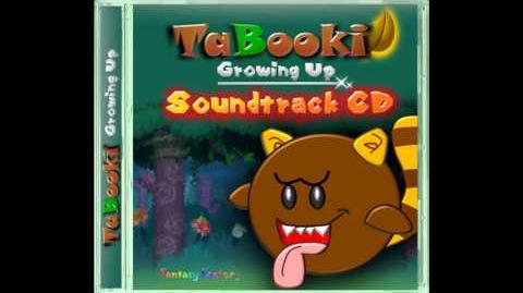 TaBooki Growing Up Soundtrack- Credits