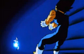 Vegeta's Respect - Vegeta attacks3