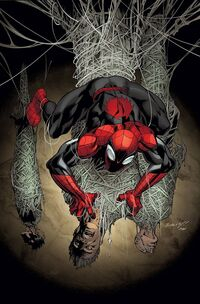 Superior Spider-Man Vol 1 5 Bagley Variant Textless