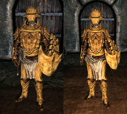 Bonemold Armor - Both