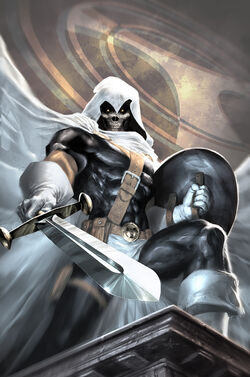 Taskmaster No 1 by AlexGarner