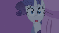 Rarity is surprised S1E14