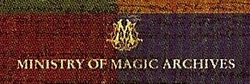 MinistryOfMagicArchivesLogo