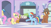 Rainbow Dash there isn&#39;t S3E12