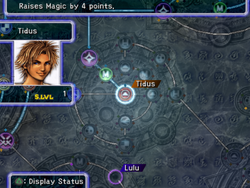 Customized sphere grid ffx