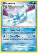 Glaceon (Majestic Dawn 5 TCG)
