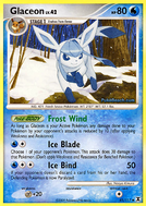 Glaceon (Rising Rivals TCG)