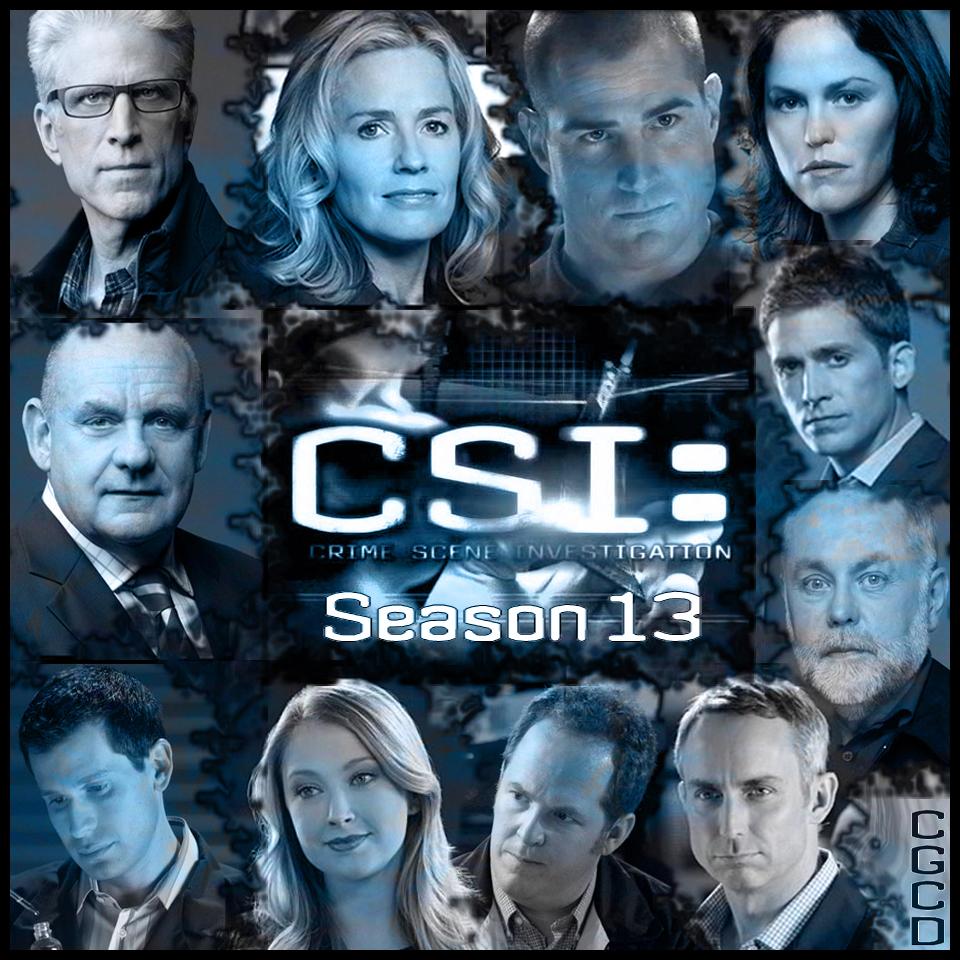 Cast CSI Las Vegas
