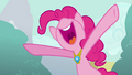 Pinkie Pie's cheerful scream S3E13.png