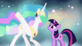 "Celestia singing ""your new life has begun"" S03E13.png"