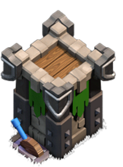 Clash of Clans(部落战争)Archer Tower