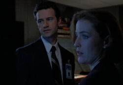 Jeffrey Spender Scully Office