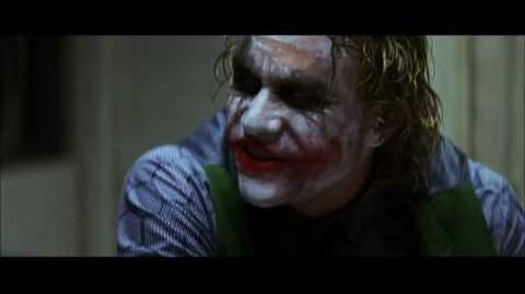 The Dark Knight - Interrogatorio (Español Latino) HD