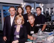 CSI Season 01 Cast