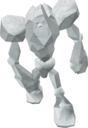 Enhanced ice titan