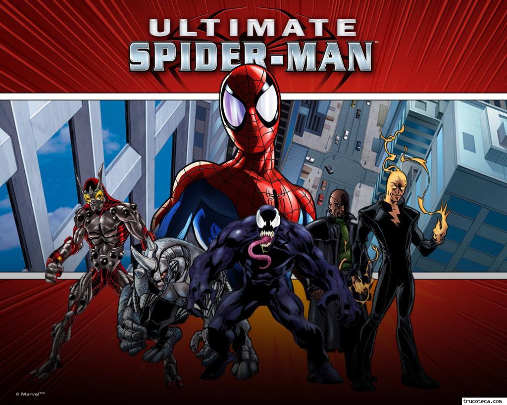 ultimate spiderman el regreso de venom en ingles ultimate spidermanUltimate Venom Spiderman