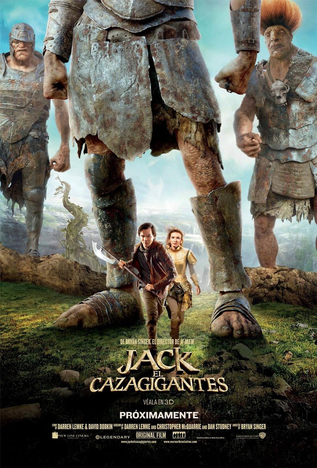 Jack el caza gigantes (2013) Jack the Giant Slayer – y ver online