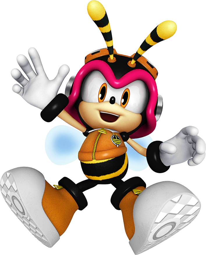 Charmy bee - photo#4