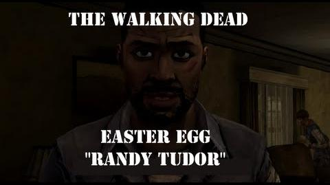 The Walking Dead Game Episode 5 Easter Egg