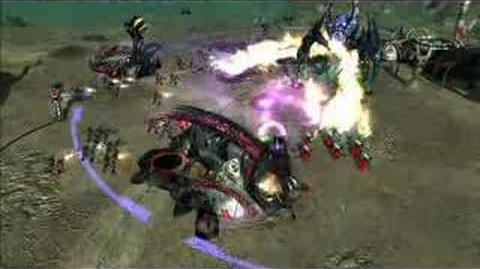 Command & Conquer 3 Kane's Wrath - Epic Units Trailer