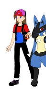 Adean and Lucario
