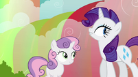Rarity if you insist S3E6