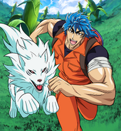 Toriko Mirai Bunko 14