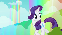 Rarity trots S3E6