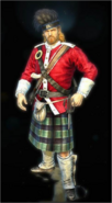The 'Black Watch' Highlander