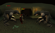 Dagannoth sentinels