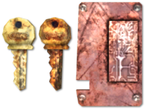 FO3 Keys GECK