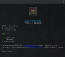 Shadowfall Chest