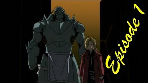 "Fullmetal Alchemist ""Those Who Challenge the Sun"""