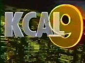 KCAL-TV's Emmy Award Winning Station Video ID From 1998
