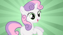 "Sweetie Belle ""Tiger taming"" S1E18"