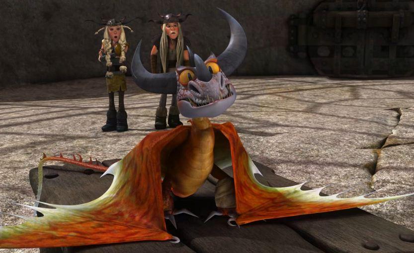 Duo Terrible - Cómo entrenar a tu Dragón Wiki
