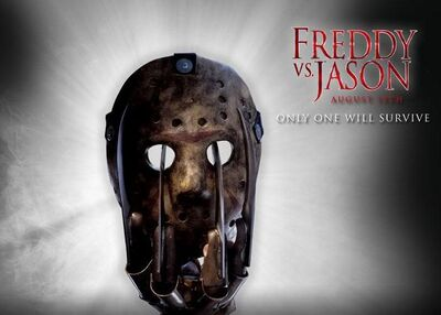 Freddy vs Jason promo