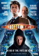 The End of Time Region 1 US DVD cover