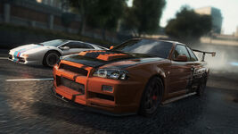Nissan Skyline GT-R R34 V-Spec II