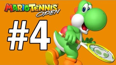 Mario Tennis Open Walkthrough Champion's Cup - Part 4