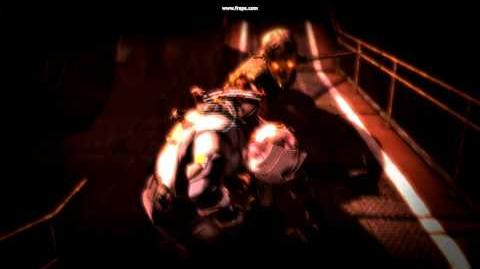 Dead Space 3 Death by Waster