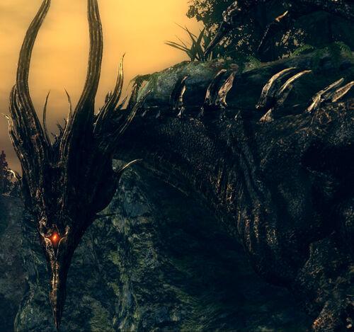 Black Dragon Kalameet (5e Creature) - D&D Wiki