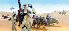 Dewback Patrol